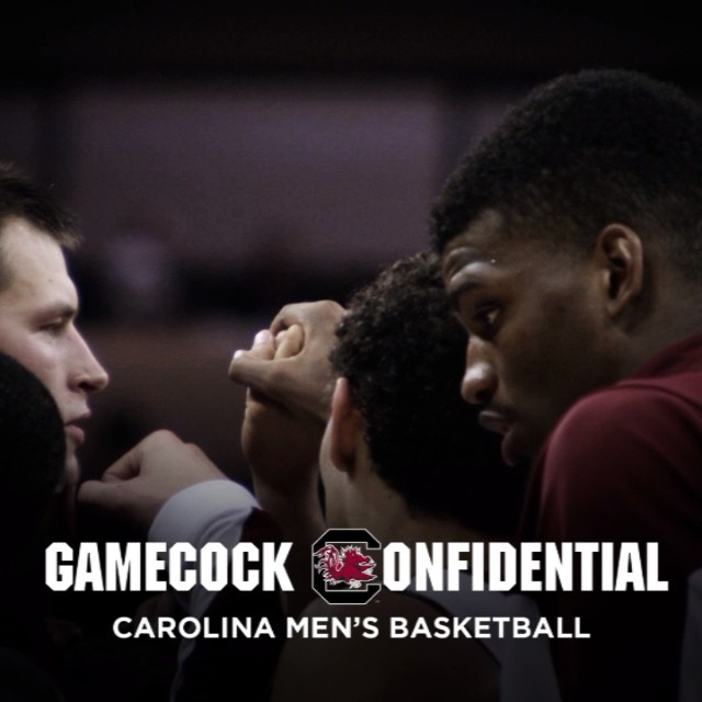 Our next Gamecock Confidential episode comes out TOMORROW! Grab a sneak peek. #Gamecocks