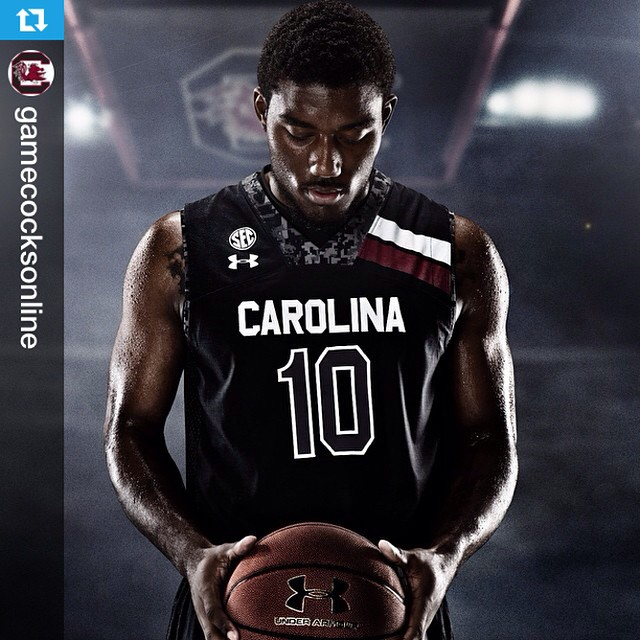 #Repost from @gamecocksonline ---Sophomore guard Duane Notice scored a new career-high 27 points in Monday night's 77-59 win at Marshall. #Gamecocks @duunotice