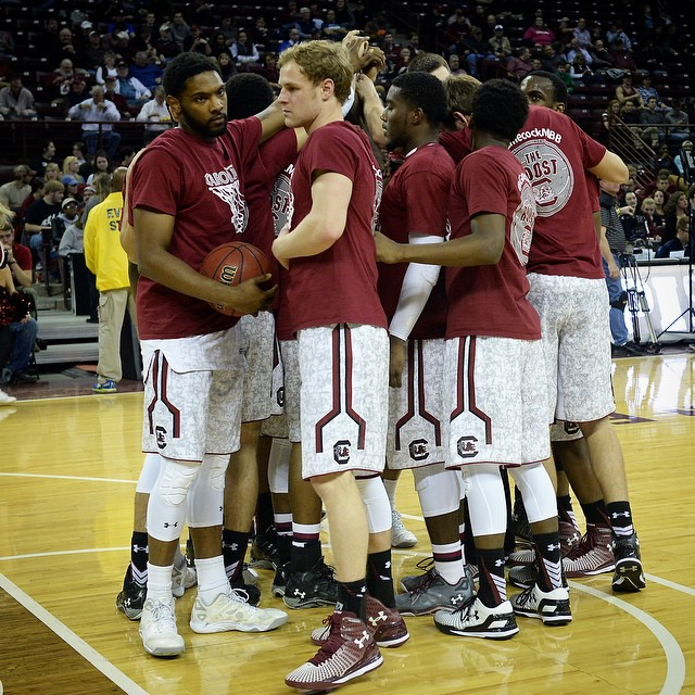 #team #together #family #toughness #pride #Gamecocks
